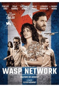 Poster do filme Wasp Network (2019)