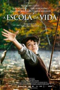 Poster do filme A Escola da Vida / L'École Buissonnière (2017)