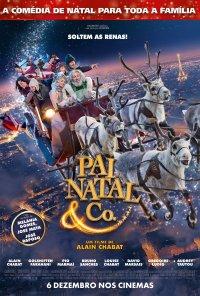 Poster do filme Pai Natal & Co. / Santa & Cie (2017)