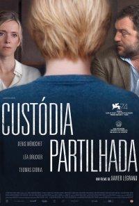 Poster do filme Custódia Partilhada / Jusqu'à la garde (2018)