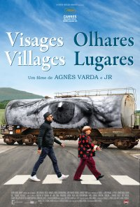 Poster do filme Olhares, Lugares / Visages, villages (2017)