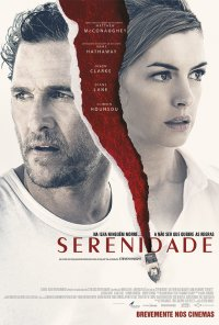 Poster do filme Serenidade / Serenity (2018)