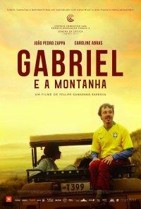 Poster do filme Gabriel e a Montanha (2017)
