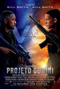 Poster do filme Projeto Gemini / Gemini Man (2019)