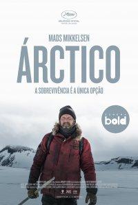 Poster do filme Ártico / Arctic (2018)