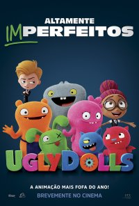 Poster do filme Ugly Dolls (2019)