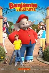 Poster do filme Benjamin: O Elefante / Benjamin Blümchen (2019)