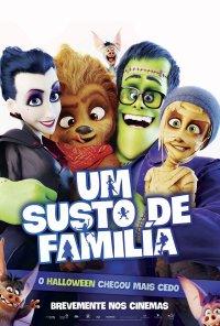 Poster do filme Um Susto de Família / Happy Family (2017)