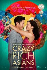 Poster do filme Crazy Rich Asians (2018)