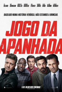 Poster do filme Jogo da Apanhada / Tag (2018)