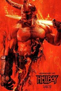 Poster do filme Hellboy (2019)