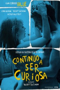 Poster do filme Continuo a Ser Curiosa / Jag är nyfiken - en film i blått (1967)
