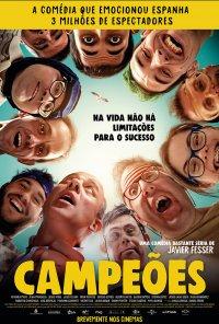 Poster do filme Campeões / Campeones (2018)