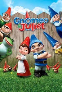 Poster do filme Gnomeu e Julieta / Gnomeo & Juliet (2011)