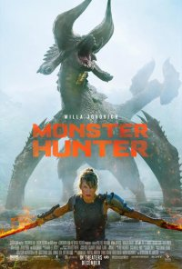 Poster do filme Monster Hunter (2020)