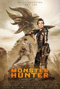 Poster do filme Monster Hunter (2020)