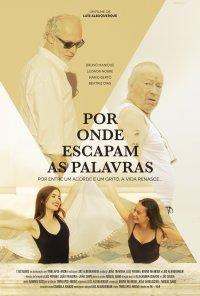 Poster do filme Por Onde Escapam as Palavras (2017)