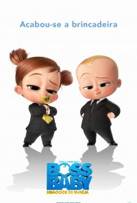 Poster do filme The Boss Baby: Family Business (2021)