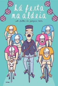 Poster do filme Há Festa na Aldeia (cópia digital restaurada) / Jour de Fête (1949)