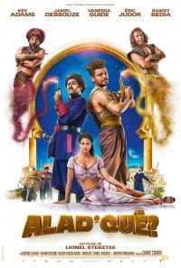 Poster do filme Alad'Quê? / Alad'2 (2018)