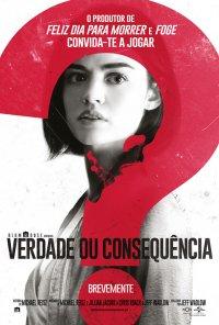 Poster do filme Verdade ou Consequência / Truth or Dare (2018)
