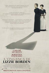 Poster do filme A Vingança de Lizzie Borden / Lizzie (2018)