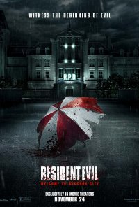 Poster do filme Resident Evil: Welcome to Raccoon City (2021)