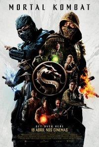 Poster do filme Mortal Kombat (2021)