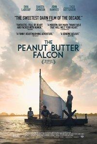 Poster do filme O Falcão Manteiga de Amendoim / The Peanut Butter Falcon (2019)