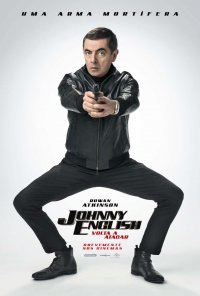 Poster do filme Johnny English Volta a Atacar / Johnny English Strikes Again (2018)