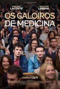 Poster do filme Os Caloiros de Medicina / Première année (2018)