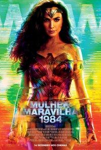 Poster do filme Mulher Maravilha 1984 / Wonder Woman 1984 (2020)
