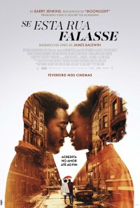 Poster do filme Se Esta Rua Falasse / If Beale Street Could Talk (2018)