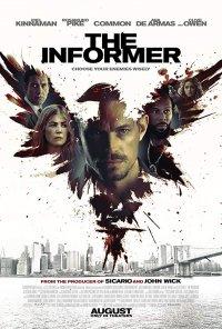 Poster do filme The Informer (2019)