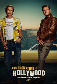 Poster do filme Era Uma Vez... em Hollywood / Once Upon a Time in Hollywood (2019)