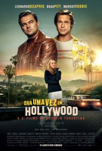 Poster do filme Era Uma Vez... em Hollywood / Once Upon a Time in Hollywood (2019)