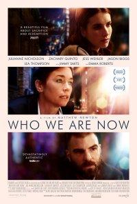 Poster do filme Quem Somos Agora / Who We Are Now (2018)