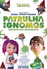 Poster do filme Patrulha de Gnomos / Gnome Alone (2017)