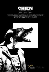 Poster do filme Cão / Chien (2017)
