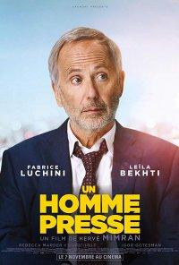 Poster do filme Un Homme Pressé (2018)