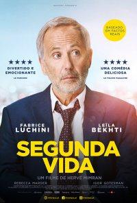 Poster do filme Segunda Vida / Un homme pressé (2018)