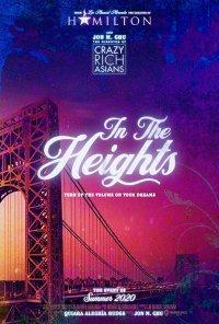 Poster do filme Ao Ritmo de Washington Heights / In the Heights (2020)
