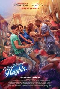 Poster do filme Ao Ritmo de Washington Heights / In The Heights (2021)