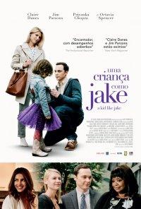 Poster do filme Uma Criança Como Jake / A Kid Like Jake (2018)