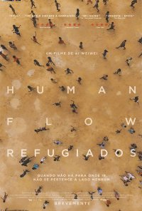 Poster do filme Refugiados / Human Flow (2017)