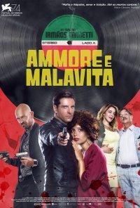 Poster do filme Ammore e Malavita (2017)