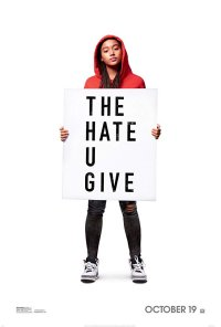 Poster do filme The Hate U Give (2018)