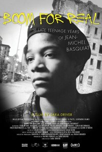 Poster do filme Boom for Real: The Late Teenage Years of Jean-Michel Basquiat (2017)