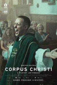 Poster do filme Corpus Christi - A Redenção / Boże Ciało / Corpus Christi (2019)