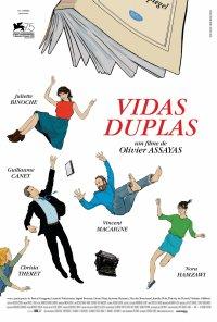 Poster do filme Vidas Duplas / Doubles vies (2018)